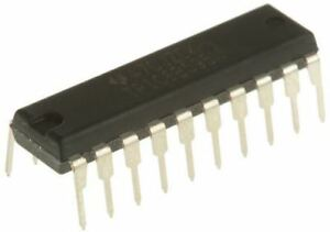 Texas Instruments TPIC6B595N 8-stage Shift Register Serial to Serial//Parallel,
