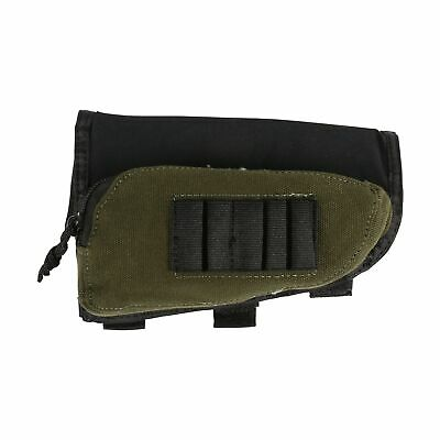 Allen Company Buttstock Shell Holder And Pouch For Rifles One Size 26509003571 Ebay
