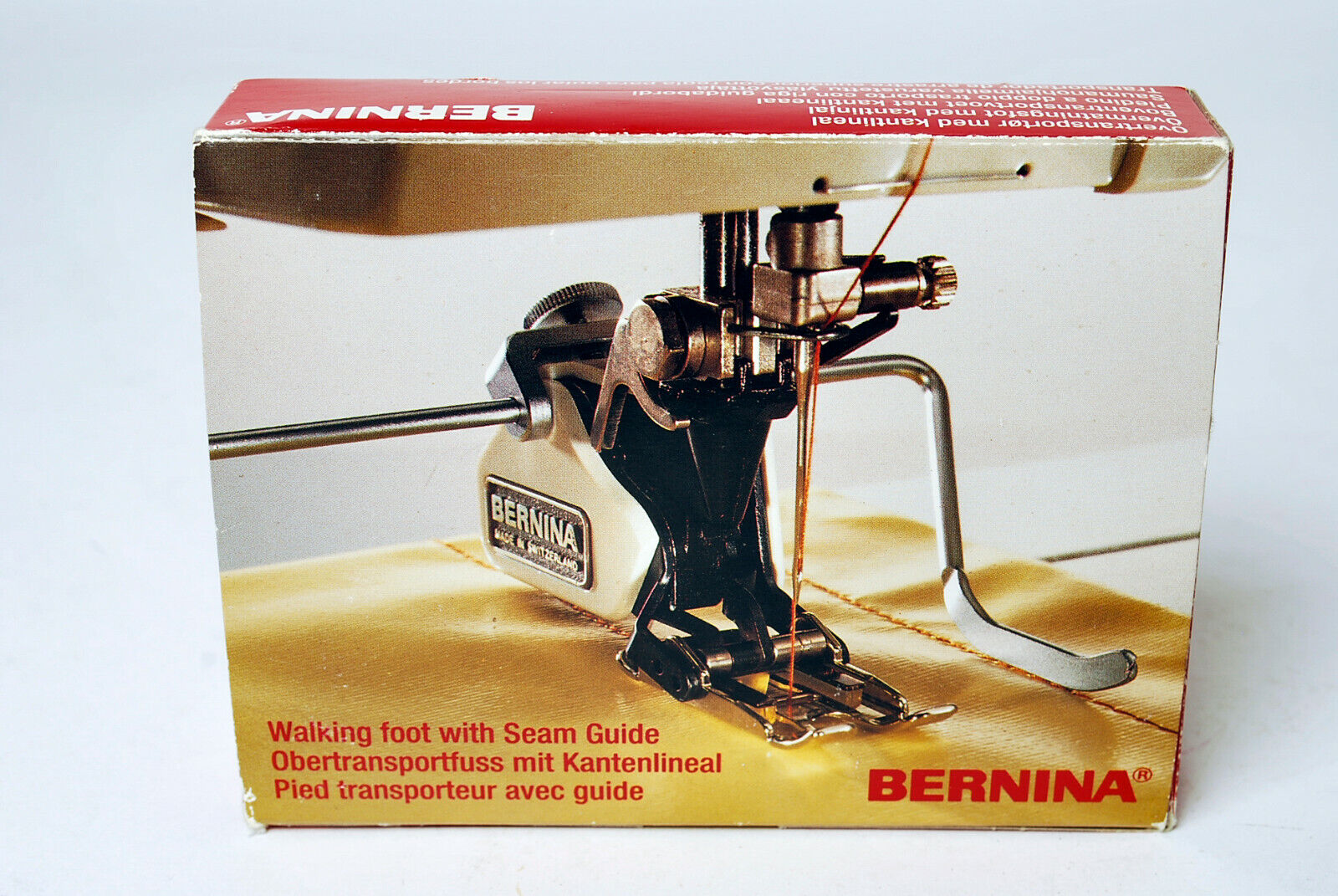 Bernina Compatible Adjustable Guide Foot Models 1000-1008 1080-1230 1630