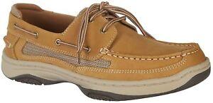 Reel-Legends-Mens-Catamaran-Tan-Boat-Shoes