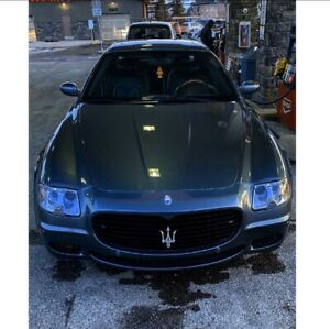 2006 Maserati Quattroporte Executive GT **QUICK SALE**