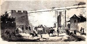 MILAZZO-La-Divisione-Cosenz-a-Porta-Messina-Spedizione-dei-Mille-Sicilia-1860