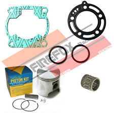 Kawasaki KX100 1991 - 1997 Mitaka Top End Rebuild Kit Inc Piston & Gasket