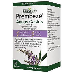 Natures-Aid-premeeze-Agnus-Castus-60-Capsule-premestruale-Sollievo
