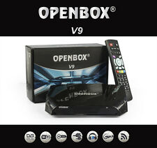 Genuine Openbox V9 Digital Full HD TV Satellite Receiver Upgrade of OPENBOX V8S
