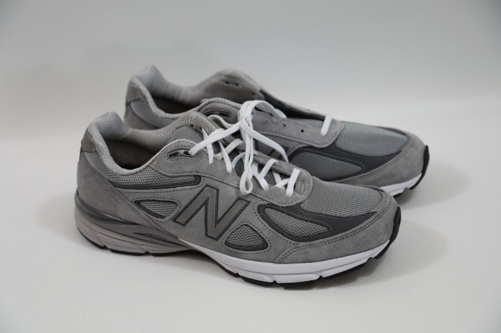 +  New Balance 990  Men grau  Turnschuhe Größe 9 4E