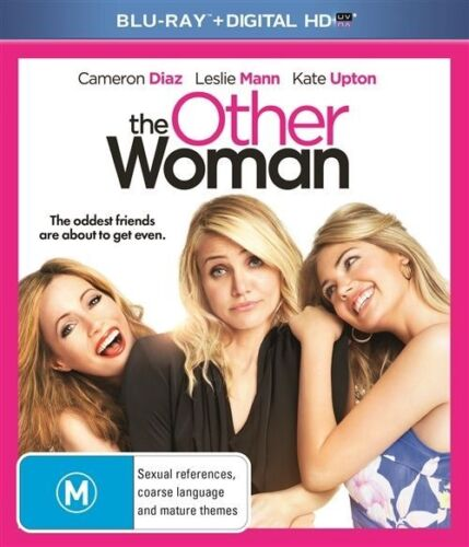 1 of 1 - The Other Woman (Blu-ray, 2014)
