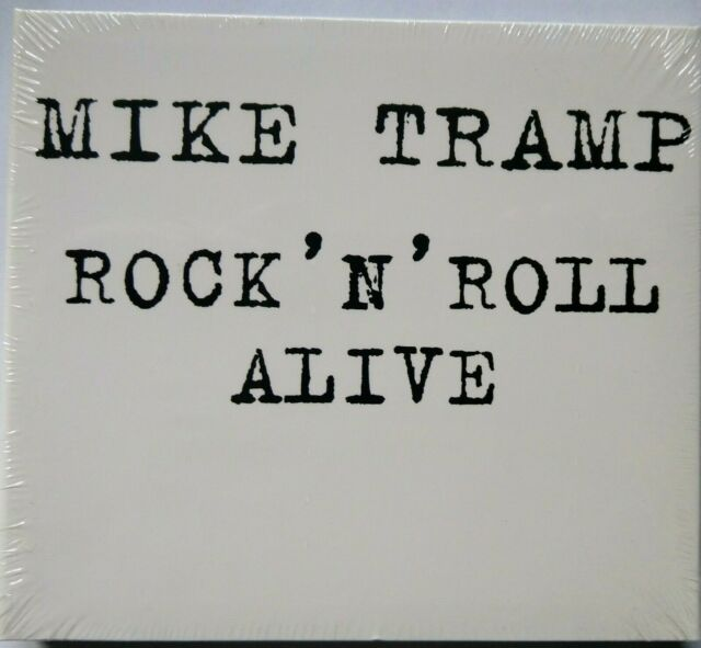 Mike Tramp (ex White Lion ) - Rock n Roll Alive Digi 2 CD 18 Tracks NEU NEW