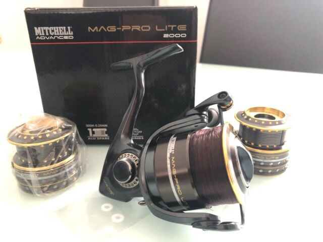 MITCHELL Mag Pro RZT 3000 Spinnrolle by TACKLE-DEALS !!!