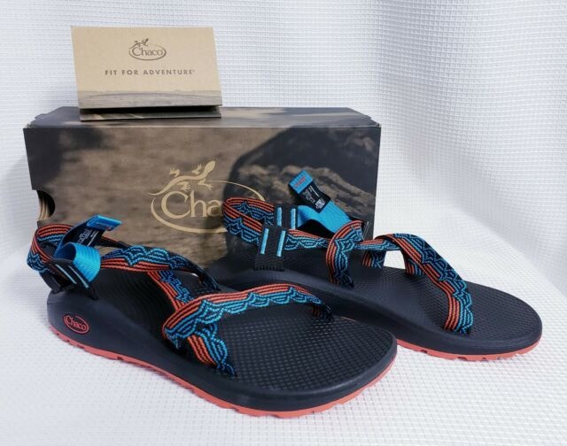 $120 Chaco Z1 Z Cloud Classic Sandals Blip Teal Womens size 6 M New in Box