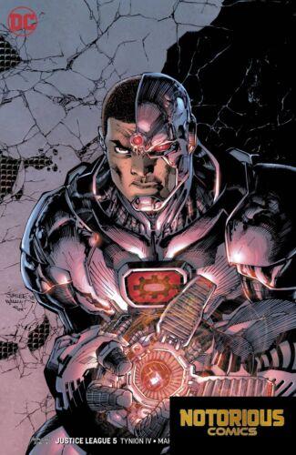 Justice League #5 Variant DC Comics 1st Print EXCELSIOR BIN