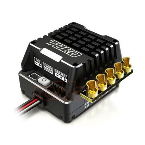 SKYRC TORO TS160A Aluminum Brushless Sensored ESC 1:8 1:10 RC Car #SK-300064-01