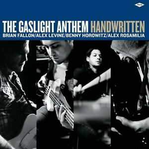 The Gaslight Anthem Gaslight Anthem Handwritten New