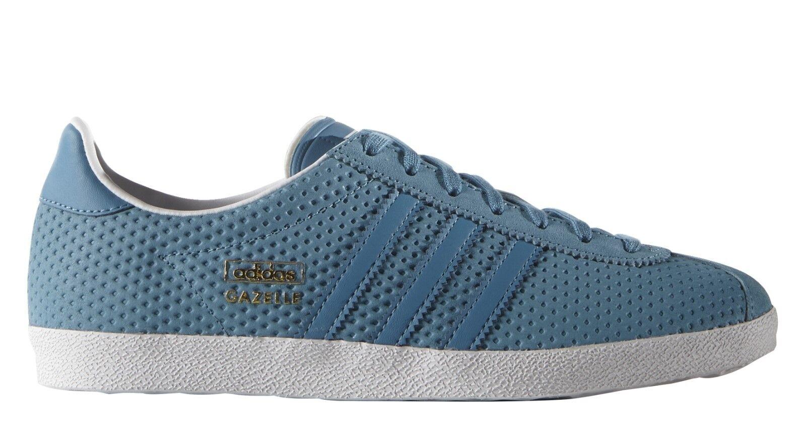 adidas Originals Schuhe NEU S78880 Gazelle Damenschuhe Turnschuhe Petrol Blau
