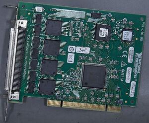 National Instruments PCI-DIO-96 and NI-DAQ
