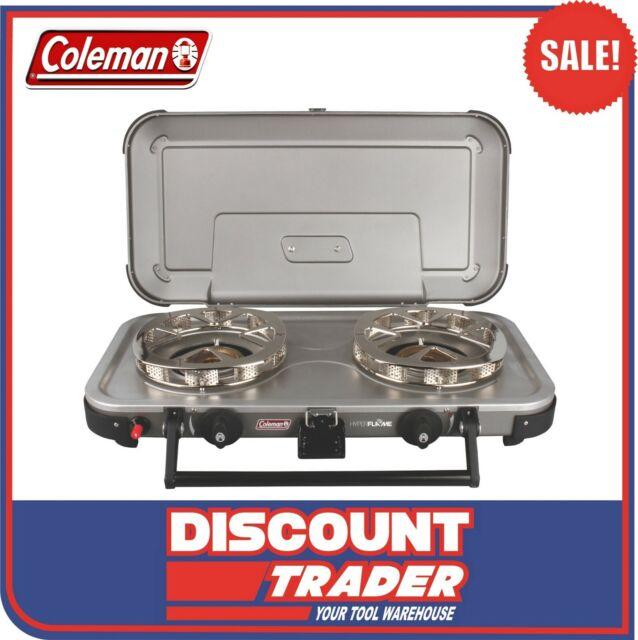 Coleman 2000020105 24000-Btu Gladiator Series Fyrechampion Propane Stove