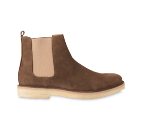New With Whistles Size Taupe Boot Suede 9 Chelsea Box Men's £175 YwqqXApU