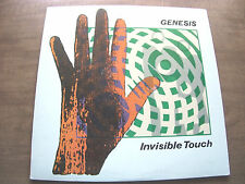 Lp-GENESIS-Invisible Touch-1986-Phil Collins