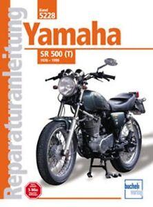 WERKSTATTHANDBUCH-REPARATURANLEITUNG-5228-YAMAHA-SR-500-T