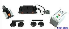 Lego ®  Eisenbahn Power Functions / Motor / Batteriebox / Infrarot Empfänger