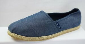 22521ef44 JACK AND JONES ESPADRILLE CANVAS MEN'S SHOES BRAND NEW SIZE UK 7 ...