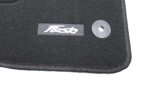 Satz Fußmatten Ford Fiesta ab 02//2011 Matten Autoteppich 1947555 Original