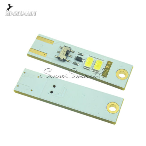 Mini 2 3 4 LED Warm White White Black USB Lamp Bulb Night Light Portable Switch