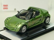 Busch Smart Roadster CRAZY CARS, grün-met. -  49303