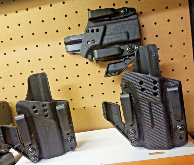 FOAM BACKED HOLSTER FIGHTER SERIES FITS GLOCK + MAGAZINE CARRIER 222