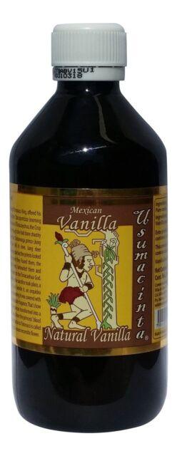 Usumacinta Pure Mexican Vanilla Extract, 8.4 Ounces