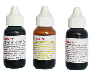 Alumilite Dye & Doll Skin Resin Epoxy Jewelry Colorant - 1 oz