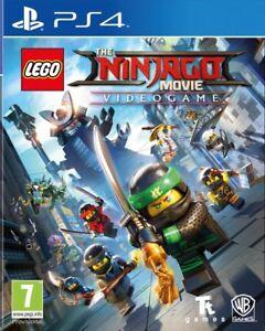 PS4-Spiel-Lego-Ninjago-Movie-Videogame-Blitzversand-NEUWARE