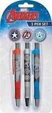 Marvel Avengers Classic 3 Pen Set