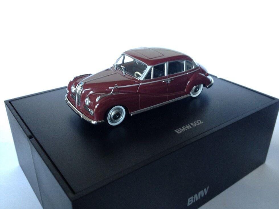 1 43 Dealer Edition BMW 502 80420018039