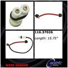 Disc Brake Pad Wear Sensor-Brake Pad Sensor Wires Front Left,Front Centric