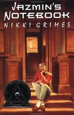Jazmin's Notebook (Coretta Scott King Author Honor Books) - New - Grimes, Nikki
