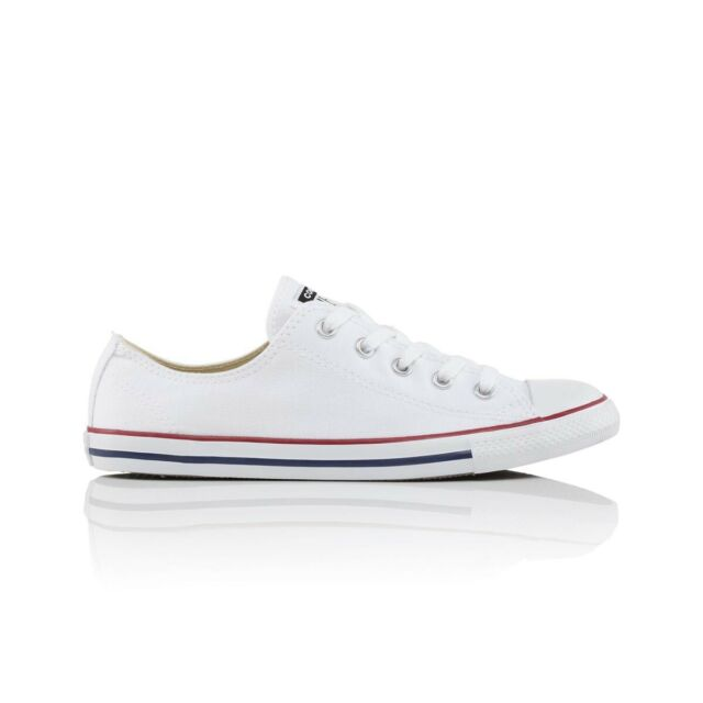 Converse Chuck Taylor All Star Dainty Low Women's Casual Shoe White