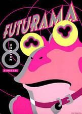 Futurama, Vol. 8 (DVD, 2013, 2-Disc Set)