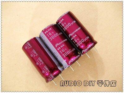 10pcs ELNA Purple Red Robe STARGET 100uF//16V Audio Electrolytic Capacitor