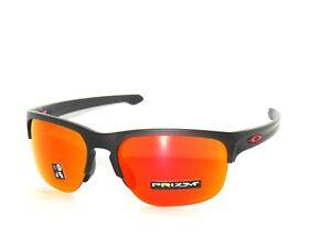 OAKLEY SLIVER EDGE 9413-02 MATTE BLACK PRIZM RUBY SunglasseS ... b4e0372054