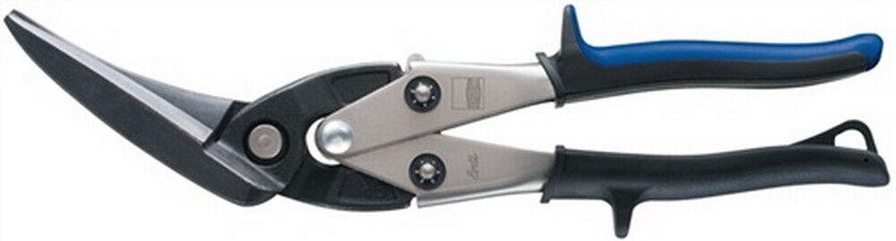 Durchlaufschere li. L.280mm VA 0,8mm Erdi Stahl 1,2mm