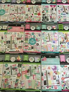 Create-365-The-Happy-Planner-Stickers-Value-Pack-YOU-PICK-NEW