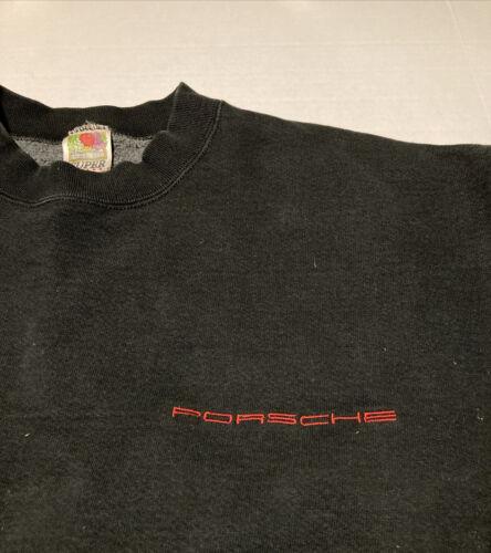 Vintage 90s Porsche Car Racing Automobile Promo Sw