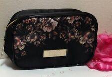 Lancome Signature Cosmetic Bag Black Satin By Jason Wu #43 GWP New