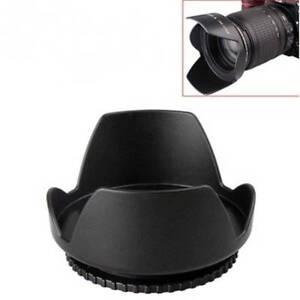 55mm-Lens-Hood-Screw-Mount-Petal-Crown-Flower-Shape-for-Canon-Nikon-Sony-Pentax