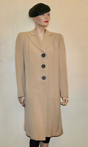vintage Originals White 50 Manteau Texas House Jablow années de en des laine qxwEwz8