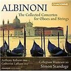 Tomaso Albinoni - Albinoni: The Collected Concertos for Oboe and Strings (2013)