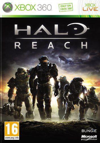 HALO REACH JEU XBOX 360 NEUF
