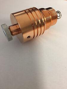 Details about 7-w lab laser module 450nm copper heat sink NUBM44 450n diode  g2 lens