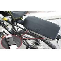 Universal Bike Cycling Mtb Rear Rack Pad Cushion Seat For Adult Children